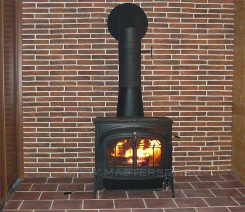 Какой дымоход для чугунной печи труба дымохода для колонки газовой
