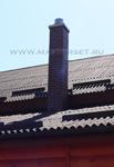 дымоход schiedel uni на крыше