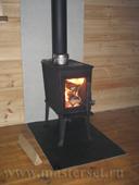 jotul f602 норвежская отопительно-варочная печка
