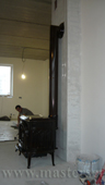 подключение буржуйки ётул ф500 в дымоходный канал в стене