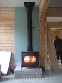 печь vermont castings defiant каталитического горения