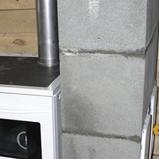 кухонная дровяная печь godin и дымоход schiedel uni