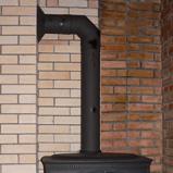 дровяная печка jotul f600 черная матовая