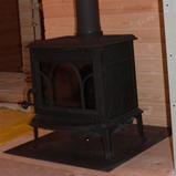 норвежская печь jotul f 600 bp